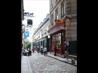 Ile-de-France, France: Paris video clip