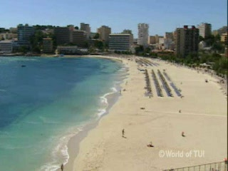 Thomson.co.uk video of the Santa Lucia in Palma Nova, Majorca