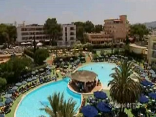 Thomson.co.uk video of the Marina Panorama in Es Cana , Ibiza