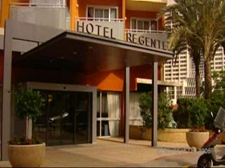 Comunidad Valenciana, Spagna: Thomson.co.uk video of the Regents in Benidorm, Costa Blanca