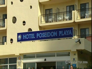 Thomson.co.uk video of the POSEIDON PLAYA in BENIDORM, Costa Blanca