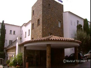 Thomson.co.uk video of the SAN JORGE in PLATJA D'ARO, Costa Brava