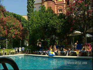 Thomson.co.uk video of the SITGES PARK HOTEL in SITGES, Costa Dorada
