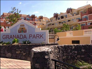 Islas Canarias, Espaa: Thomson.co.uk video of the GRANADA PARK in Playa de las Americas, Tenerife