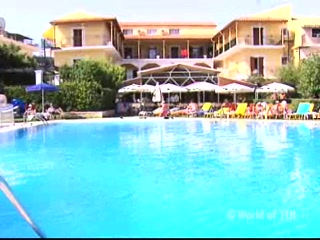 Thomson.co.uk video of the THREE BROTHERS in SIDARI, Corfu