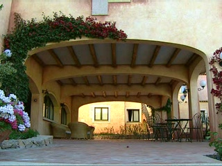 Thomson.co.uk video of the Hotel La Rocca in Baia Sardinia, Sardinia