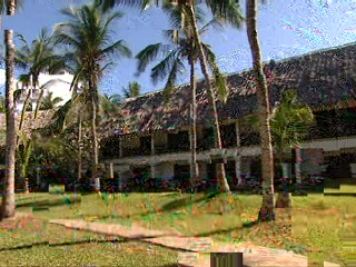 Thomson.co.uk video of the Voyager Beach Resort in North Coast, Kenya