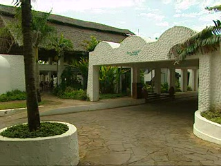 Thomson.co.uk video of the Indian Ocean Beach Club in North Coast, Kenya