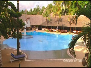 Thomson.co.uk video of the Turtle Bay Beach Club in North Coast, Kenya