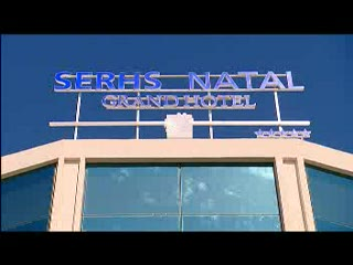 Thomson.co.uk video of the SERHS NATAL GRAND HOTEL in VIA COSTEIRA, Brazil