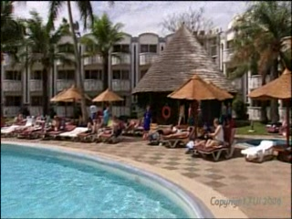 Thomson.co.uk video of the CORINTHIA ATLANTIC in BANJUL, Gambia