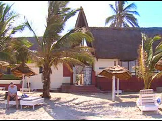 Thomson.co.uk video of the KOMBO BEACH in KOTU, Gambia