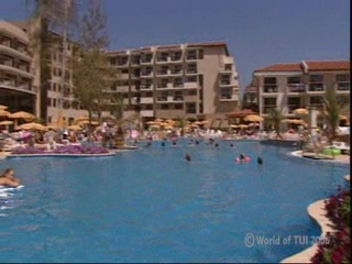Golden Sands, Bulgaria: Thomson.co.uk video of the RIU MIRAMAR in OBZOR BEACH, Bulgaria