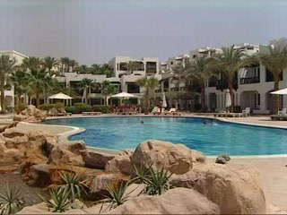 Syd Sinai, Egypten: Thomson.co.uk video of the Crown Plaza in Sharm el Sheikh, Egypt - Sharm