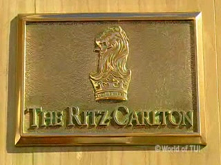 South Sinai, Egypten: Thomson.co.uk video of the RITZ CARLTON in SHARM EL SHEIKH, Egypt - Sharm