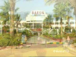 Sinaí Sur, Egipto: Thomson.co.uk video of the BARON RESORT in SHARM EL SHEIKH, Egypt - Sharm
