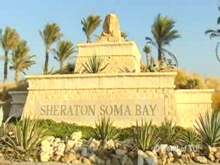 Baie de Soma, Égypte : Thomson.co.uk video of the SHERATON SOMA BAY in SOMA BAY, Egypt - Sharm