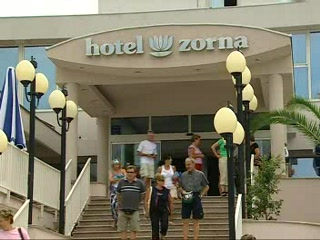 Thomson.co.uk video of the Zorna in Porec , Croatia - Istrian Riviera
