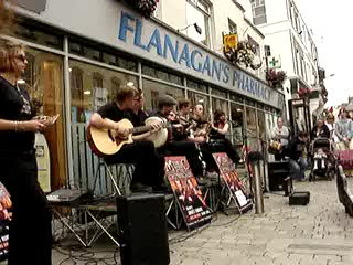 Galway, Irland: Very talented!
