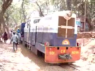 Mini Train - Matheran
