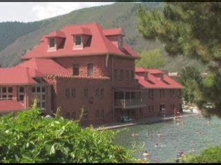 Glenwood Hot Springs Lodge: Hot Springs Lodge and Pool, Glenwood Springs, Colorado
