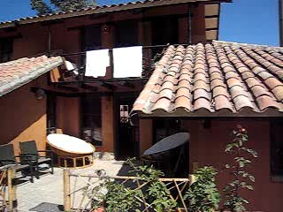 Urubamba, Perú: This was our house at K'uychi Rumi - House 2