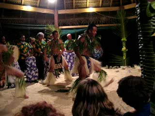 Samade on the Beach: Samade Island Night