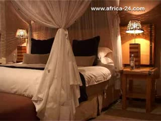 Woodall Country House and Spa: Africa Travel Channel Video - Woodall Country House & Spa - Addo