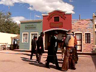 Tombstone, AZ : OK Corral Gun Fight pt-1