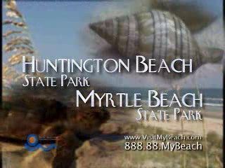  : Myrtle Beach Area State Parks