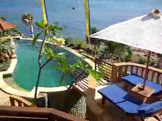 , : Blue Moon villa Amed