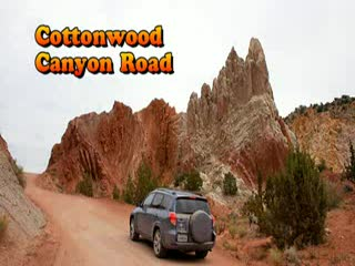Cannonville, UT: Cottonwood Canyon (back country) Road Utah