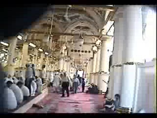 Medina, Suudi Arabistan: Inside Masjid Al-Nabawi