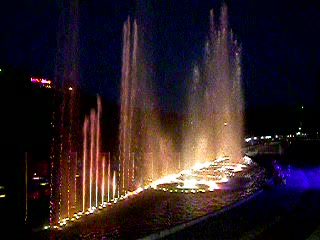 Fire and Water at Branson Landing