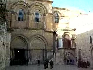 artifacts of the church of the holy sepulcher check out