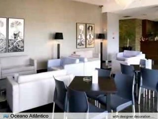 Πορτιμάο, Πορτογαλία: Presentation of Oceano Atlantico Apartments, Praia da Rocha, Algarve