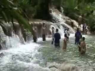 Dunn&#39;s River Falls Ocho Rios Jamaica