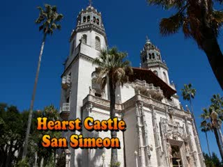 Hearst Castle/San Simeon California Tour No 4