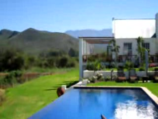 The Rosendal Winery in Robertson, South Africa