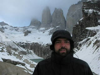 Puerto Natales, Chile: Live aus Torres del Paine