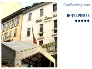 Hotel Pierre Milano : Fastbooking.com presents Hotel Pierre, Milan, Italy 