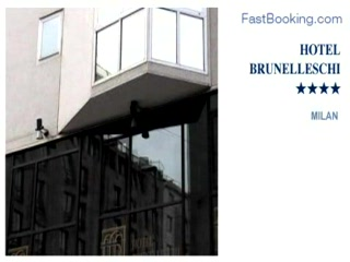 Fastbooking.com presents Hotel Brunelleschi, Milan, Italy
