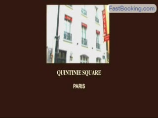 Fastbooking.com presents Residence Quintinie Square, Paris, France