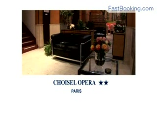 Fastbooking.com presents Hotel Choiseul Opera, Paris, France