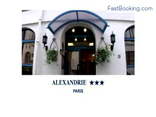 Fastbooking.com presents Hotel Alexandrie (Ex Tonic), Paris, France