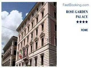 Fastbooking.com presents Hotel Rose Garden Palace, Rome, Italy