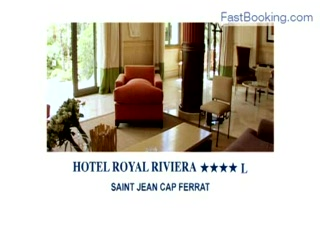Fastbooking.com presents Hotel Royal Riviera, St Jean Cap Ferrat