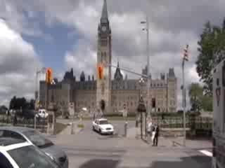 Ottawa, Canad: Parliament Hill