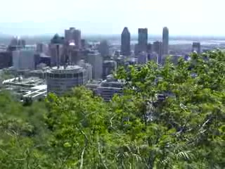 Montreal, Canada: Vue de la ville 3