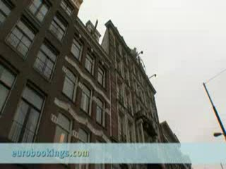 A-Train Hotel: Video clip of Hotel A Train in Amsterdam Provided by Eurobookings.com